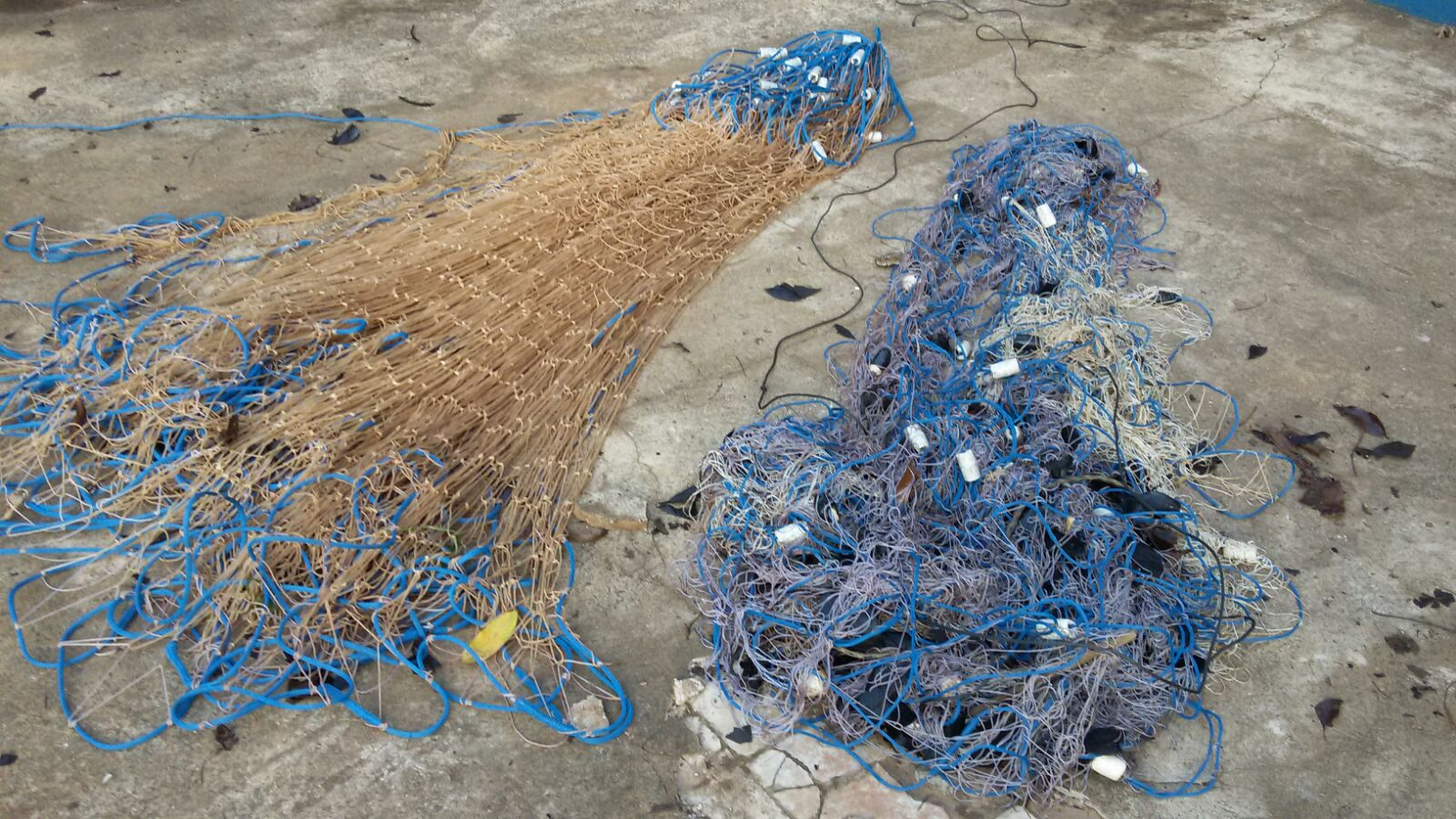 redes-de-pesca-apreendidas-PMA-Aquidauna-10-nov-2015