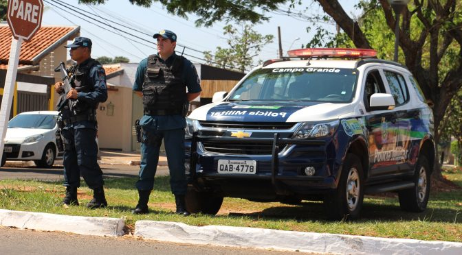 Polícia Militar reforça o policiamento de Carnaval na Capital e no interior  – SEJUSP